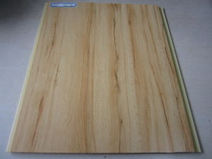 Hot Transfer PVC Panel - Wooden Design pictures & photos