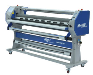 Mefu 64in Automatic Hot and Cold Laminator for PVC Film pictures & photos