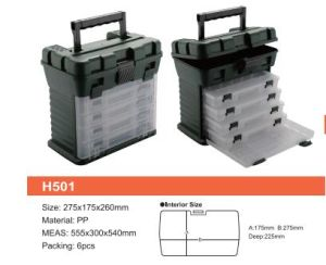 Plastic Fishing Tackle Box (R-H501) pictures & photos