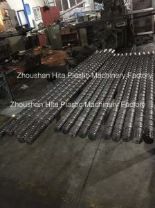 PE PP Recycled PE Extrusion Screw? Shaft Barrel