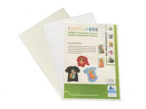 Metallic Inkjet Heat Transfer Paper pictures & photos