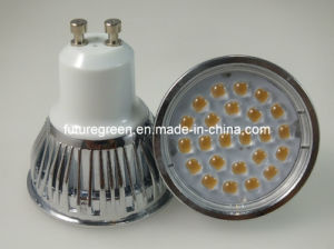 GU10 5W LED Bulb with Beam Angle 60degree Len pictures & photos