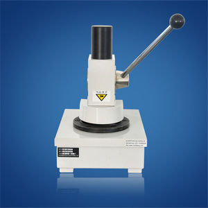 GSM Round Sample Cutter for Cardboard and Paper