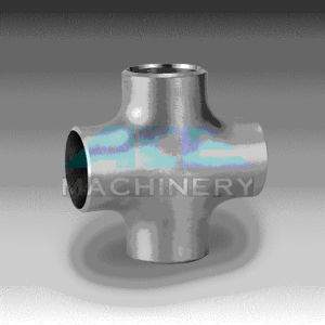 Stainless Steel Sanitary Grade Clamped Cross Pipe Fittings (ACE-PJ-E4) pictures & photos