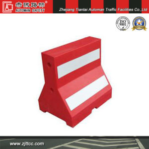 Plastic Heavy Duty Reflective Traffic Safety Barrier (CC-S03) pictures & photos