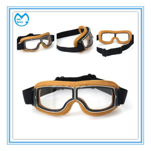 Clearance Mirrored Polarized Anti Impact Dirt Bike Goggles pictures & photos