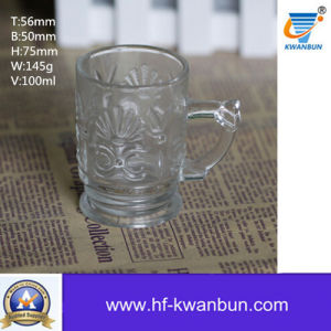 Glass Cup Mug for Beer or Drinking Tableware Kb-Jh06038 pictures & photos