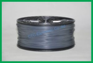 1.75mm 3mm Gray PLA Filament for 3D Printer