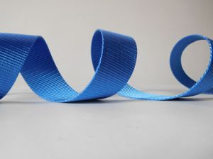 45mm Blue Polyester Webbing for Car Safety Belt pictures & photos