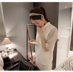 New Korean Hair Accessories Rhinestone Pearls Headbands Girls Headwear Bride Hair Band Fairy Hair Band pictures & photos