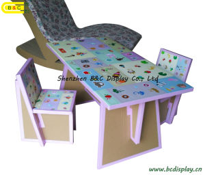 Cardboard Furniture (B&C-F002) pictures & photos