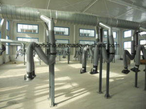 Suction Arm for Industrial Dust Collection pictures & photos