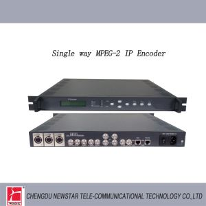 MPEG2/MPEG4 Encoder (SD3001E-I)