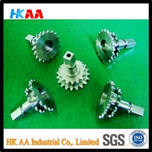 Steel Forging Precision Gears, 15t - 19t Sprocket Square Drive Steel Gears pictures & photos