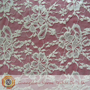 Embroidered White Lace Fabric for Curtains (M0515) pictures & photos