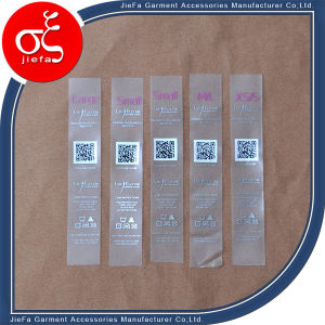 Supply TPU Printing Care Label pictures & photos