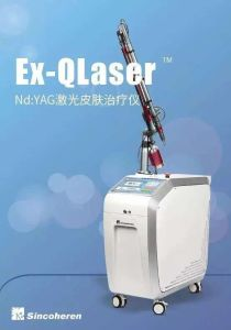 Sponsored Listing Contact Supplier Chat Now! Big Q Switched ND YAG Skin Care Machine Laser Tattoo Removal pictures & photos