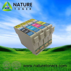 T1971/T1962/T1963/T1964 Compatible Ink Cartridge for Epson XP-101/201/401 pictures & photos