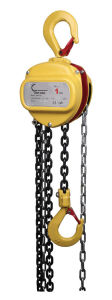 Ce Certificate Hand-Operated Vital Chain Block Two Falls Hoist