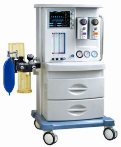 CE Certificated Au-01c Medical Multifunctional Anesthesia Workstation with 1 Vaporizers pictures & photos