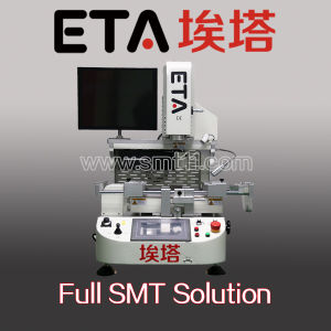 Semi Automtical Desolder BGA Machine with Optical Alignment Vision System pictures & photos