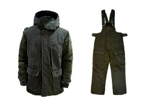 Men′s Professional Hunting Jacket & Pants