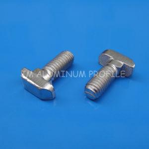 Class 8.8 T-Bolt for Aluminum Profile Slot 8 Hammer Head, T-Bolt Nut pictures & photos