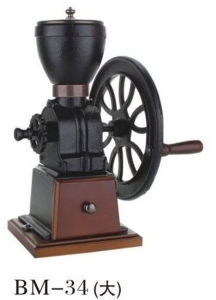Whole Professional Manual Antique Italian Coffee Grinder Mill for Sale pictures & photos
