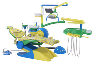 Ce Aprroval Children Dental Chair Kid pictures & photos