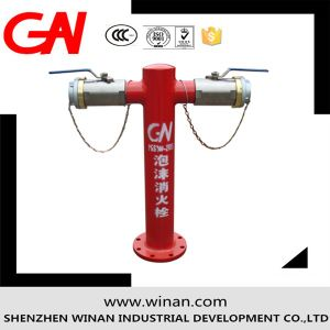 High Quality Fire Hydrant for Fire Suppression System pictures & photos