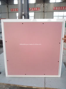 Aluminum Alloy Gypsum Board Ceiling Access Panel with Touch Latch pictures & photos