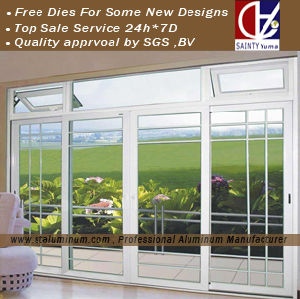 Aluminum Sliding Window Based Client′s Specificatoin (ST804)
