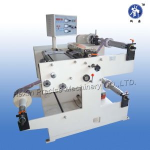 Hx-550fq Automatic Paper/Plastic Slitting Machine pictures & photos