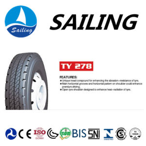Smartway Tire Radial Truck Bus Tire TBR Tire Commercial Truck Tire