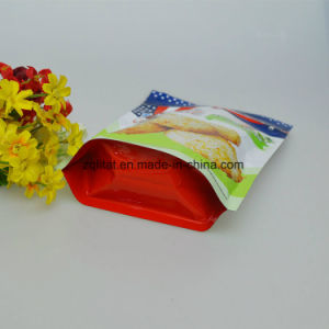 Stand up Plastic Packaging Bag for Snack, Food, Tea, Coffee with Food Grade Certification pictures & photos