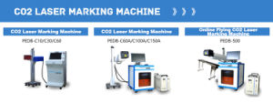 Hot Selling CO2 Laser Marking Machine for Wood Acrylic pictures & photos