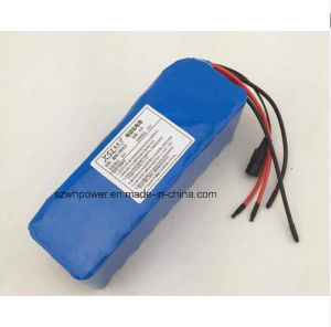 36 V 6ah Battery High Capacity Lithium Battery + PCB pictures & photos