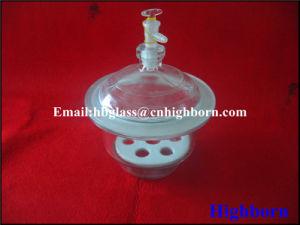 Manufacurer Borosilicate Glass Desiccators Supplier pictures & photos