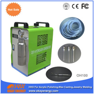 Gas Generator Hydrogen Welding Machine Acrylic Surface Polisher pictures & photos