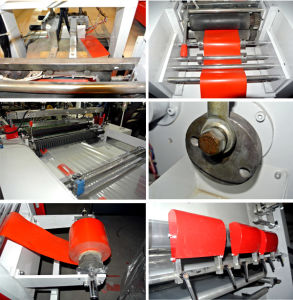Xinye Computerized Soft Handle Bag Making Machines pictures & photos