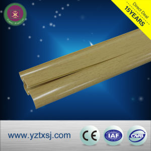 Eco Friendly New Design WPC Skirting Board pictures & photos
