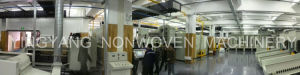 Thermal-Bonded Wadding Production Line (YYL-HY) pictures & photos