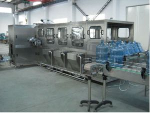 Water Filling Machine / Mineral Water Filling Plant / Pure Water Production Line pictures & photos