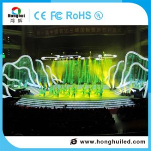 High Refresh Rate 2600Hz Video Wall Indoor LED Display pictures & photos