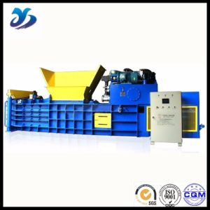 PLC Control Hydraulic Metal Baler for Plastic Turnover Box pictures & photos