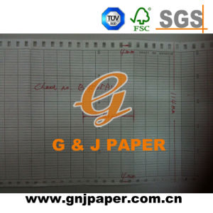 210mm*295mm Ctg Paper for 12-Channel ECG-9320A/9522 pictures & photos