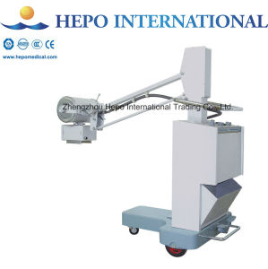 Bottom Price Hospital Human Body Mobile X-ray Imaging Machine (HP-HFX110) pictures & photos