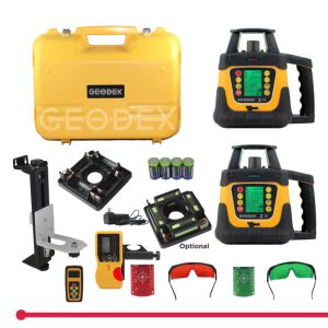 400hvg Automatic Leveling Rotary Laser Level 360 with LCD Display pictures & photos