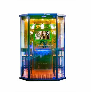 Multi - Function 520 Mini KTV Karaoke Player, Singing Song Room Coin Pusher Jukebox Singing Machine pictures & photos