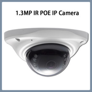 1.3MP Poe IR IP Mini Dome Network CCTV Security Camera pictures & photos